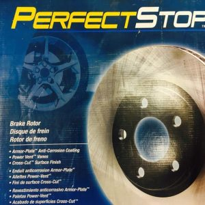 PERFECT STOP™ FRONT PREMIUM ROTOR